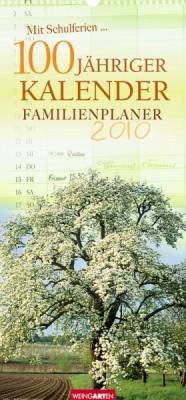 "Weingarten Familienplaner ""100jähriger Kalender 2010"""