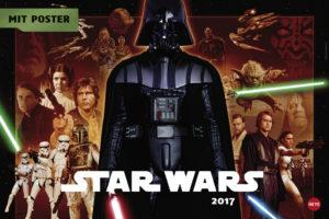 Star Wars Broschurkalender XL