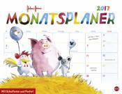 Helme Heine Monatsplaner
