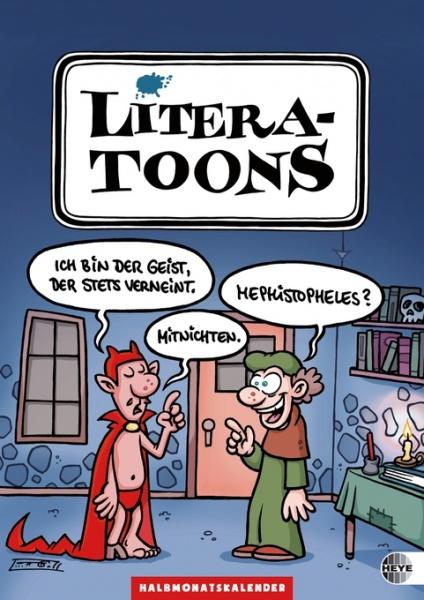 Viel Spass Und Gute Laune Die Neuen Humor Kalender Von Heye