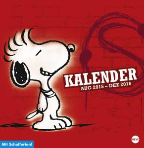 Peanuts Posterkalender