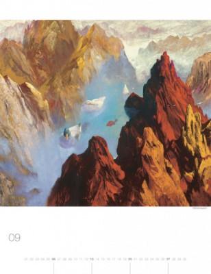 """aus """"Der Gipfel"""" von Rudi Hurzlmeier"""