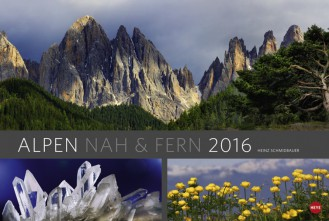 Alpen nah & fern