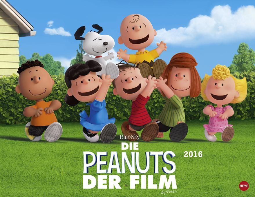 Peanuts Filmstart
