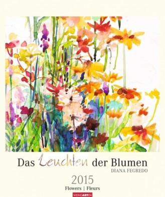 Das Leuchten der Blumen