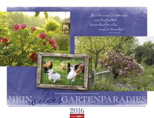 Mein wildes Gartenparadies