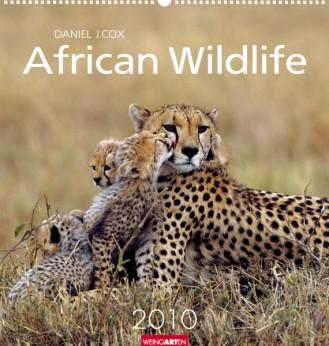 """Weingarten """"African Wildlife 2010"""", Cover"""