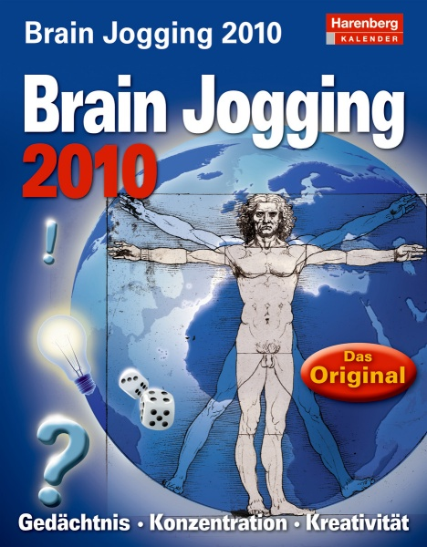 Harenberg Brain Jogging 2010