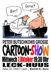 Cartoon-Show