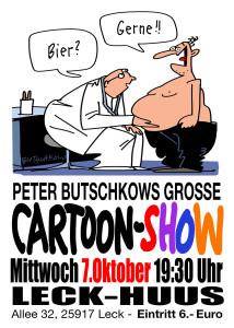 Cartoon-Show