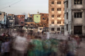 Dharavi, Mumbai, India, architect unknown