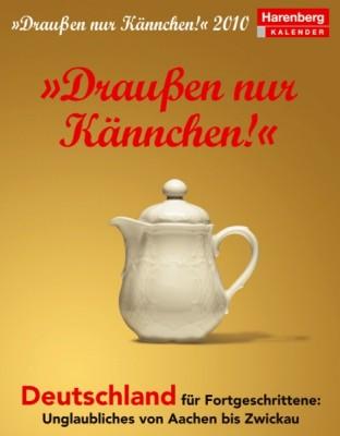 Draußen nur Kännchen 2010, Cover
