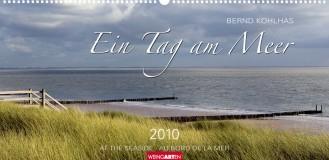 """Weingarten Kalender """"Ein Tag am Meer 2010"""", Cover"""
