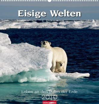 "Weingarten Kalender ""Eisige Welten 2010"", Cover"