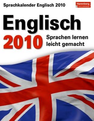 "Harenberg Sprachkalender ""Englisch 2010"", Cover"