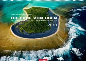 """Weingarten """"Die Erde von oben 2010"""", Cover"""