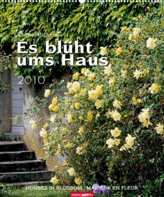 """Weingarten """"Es blüht ums Haus 2010"""", Cover"""