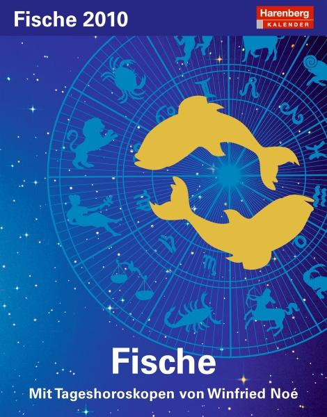 """Harenberg Sternzeichenkalender """"Fische 2010"""""""