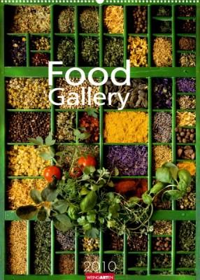 Weingarten Kalender Food Gallery 2010, Cover