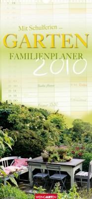 Weingarten Familienplaner Garten 2010, Cover