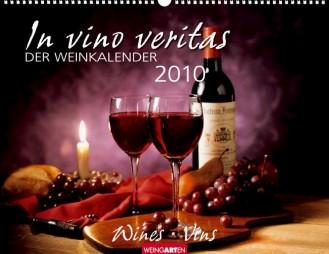 """Weingarten Kalender """"In vino veritas 2010"""", Cover"""