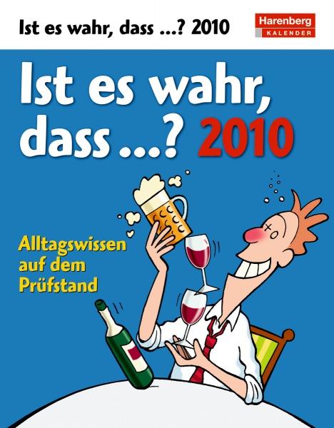 """Harenberg """"Ist es wahr dass...?"""" 2010, Cover"""