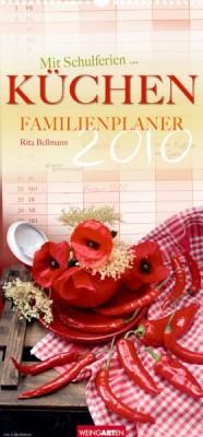 Weingarten Küchen-Familienplaner 2010