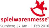 Logo Spielwarenmesse 2016 DE