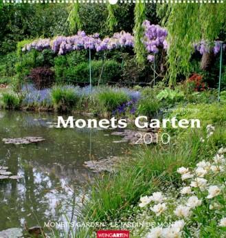 """Weingarten """"Monets Garten 2010"""""""