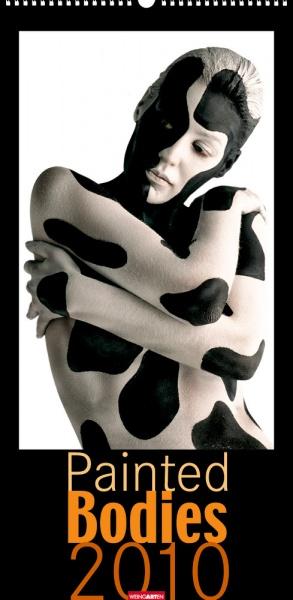Weingarten Kalender Painted Bodies 2010, Cover