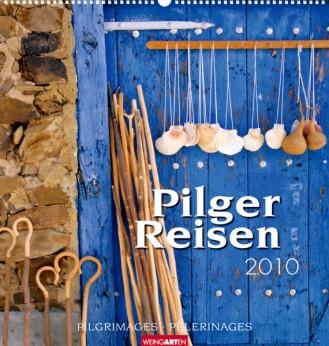 """Weingarten Kalender """"Pilgerreisen 2010"""""""