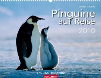 "Weingarten Kalender ""Pinguine 2010"", Cover"
