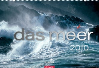 "Weingarten Platin Edition ""Das Meer 2010"", Cover"