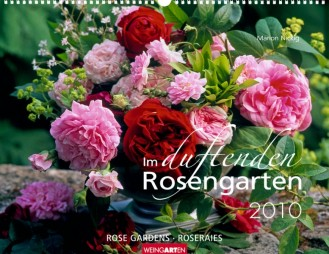 """Weingarten """"Im duftenden Rosengarten 2010"""""""