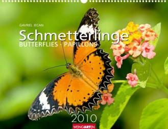 """Weingarten """"Schmetterlinge 2010"""", Cover"""