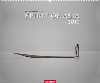 """Weingarten Kalender """"Spirit of Asia 2010"""", Cover"""