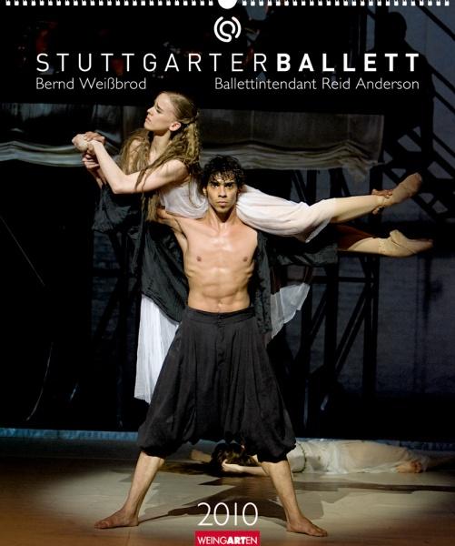 Weingarten Stuttgarter Ballett 2010, Cover