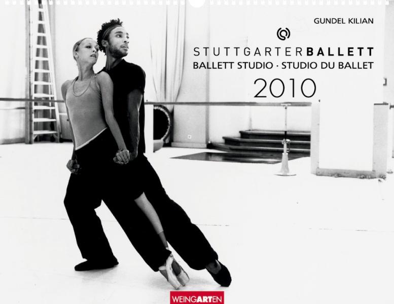 Weingarten Stuttgarter Ballett - Ballettsaal 2010, Cover