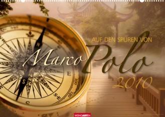 """Weingarten """"Auf den Spuren von Marco Polo 2010"""", Titel"""