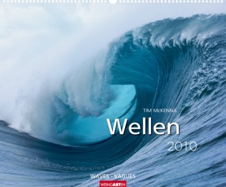 "Weingarten Kalender ""Wellen 2010"", Cover"