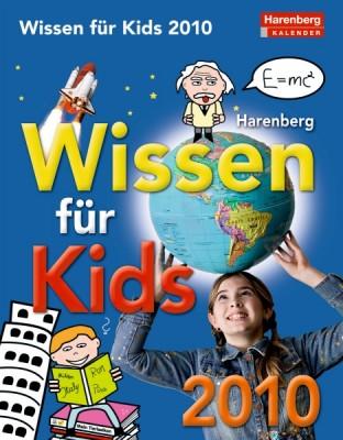"""Harenberg """"Wissen für Kids 2010"""", Cover"""