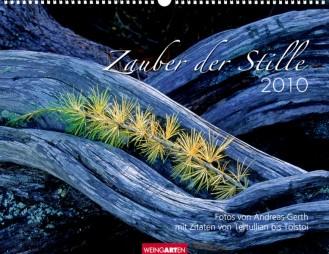 """Weingarten Kalender """"Zauber der Stille 2010"""", Cover"""